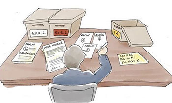 Immatriculation au registre de commerce