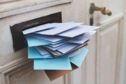 Réexpédition du courrier